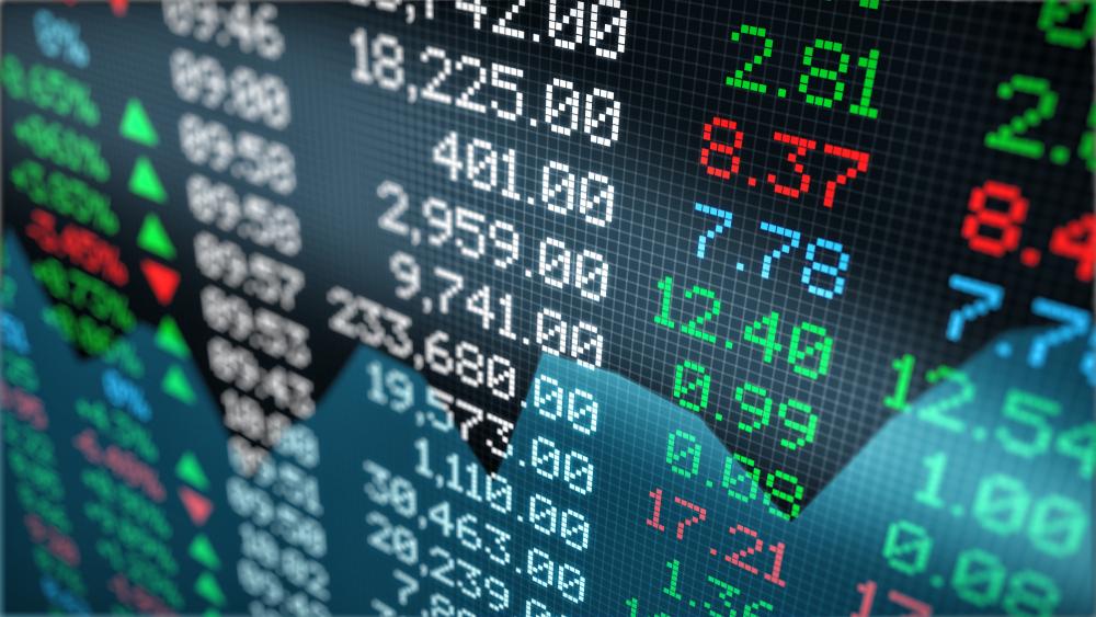 stock market concept 3
